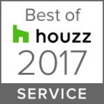 Best of HOUZZ Service 2017