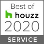 Best of HOUZZ Service 2020