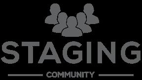 Logo Staging Community
